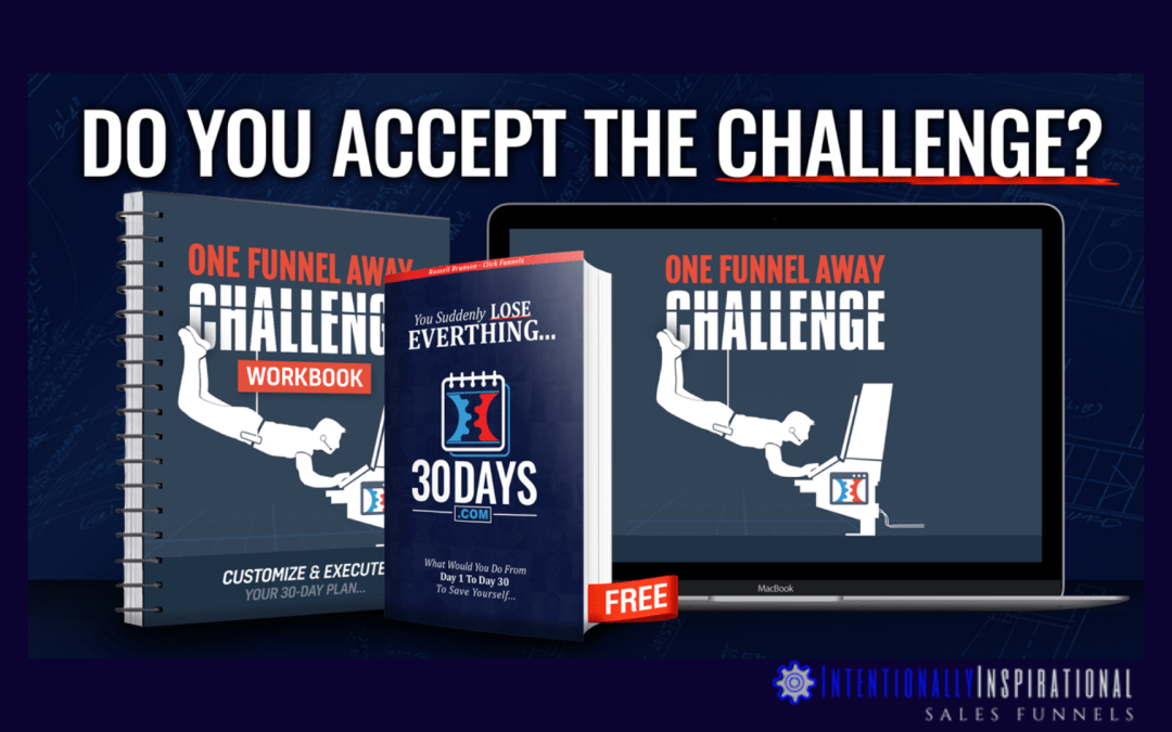 Do You Accept the Challenge?