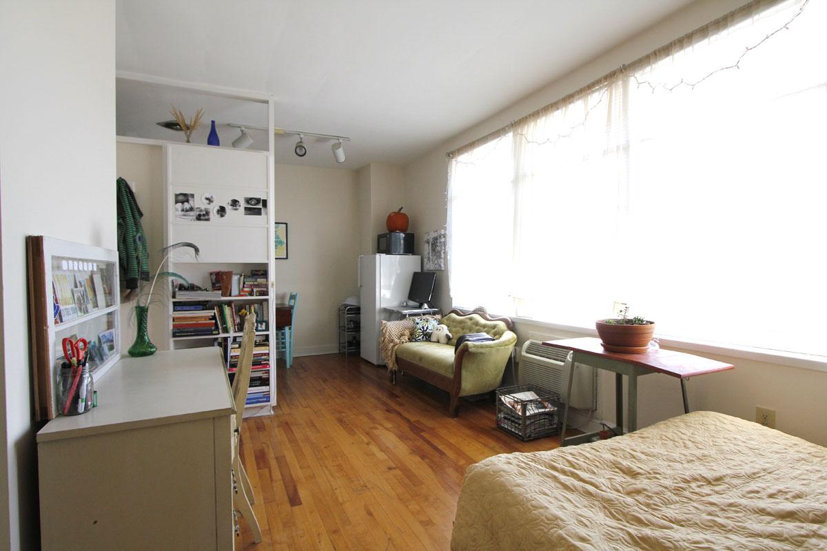 My 306 Sqft Studio Apartment