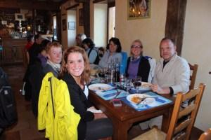 Dinner at Orisson Alb