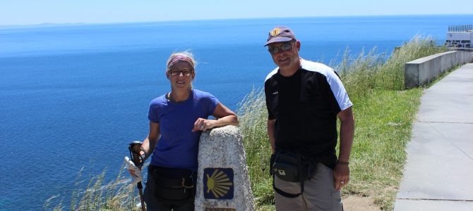 Finisterre- walked 8km