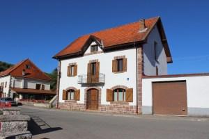A little village house
