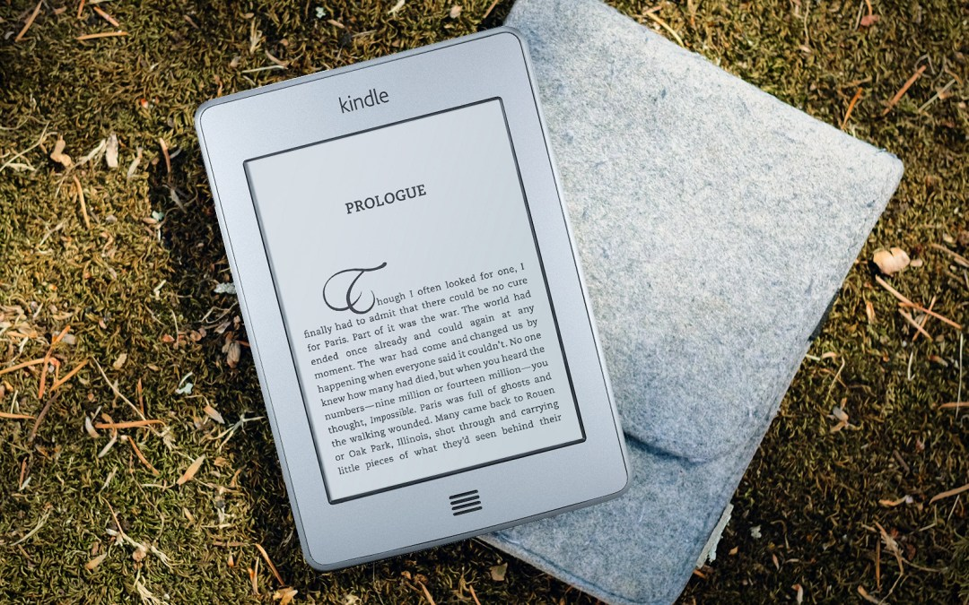 Kindle Touch Giveaway