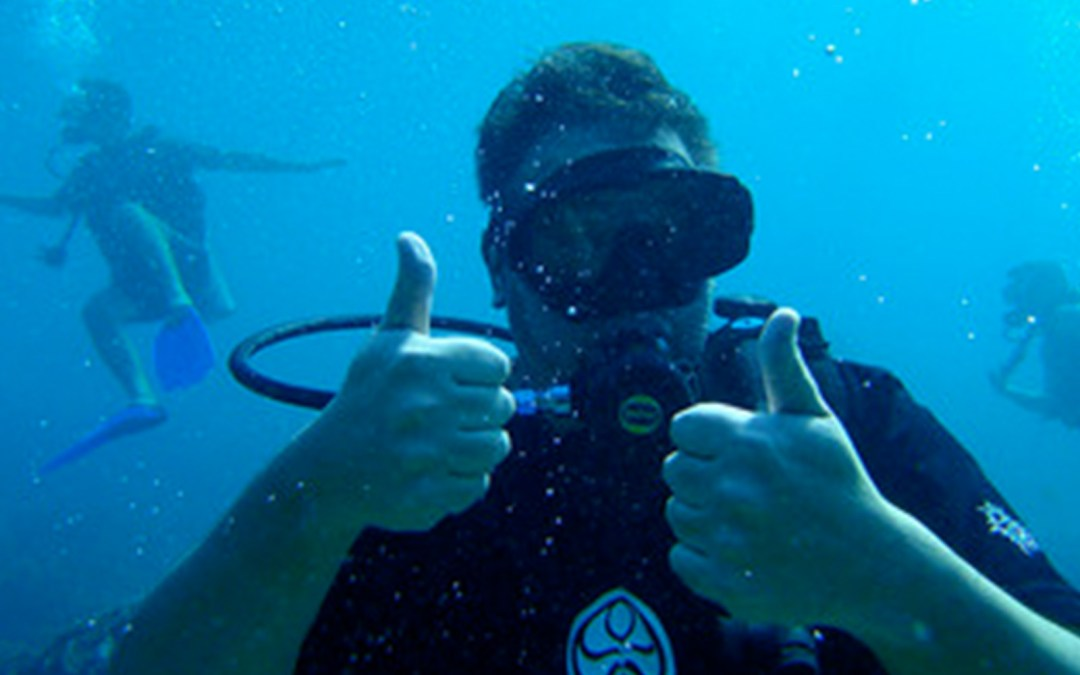 30 day learning challenge: SCUBA edition