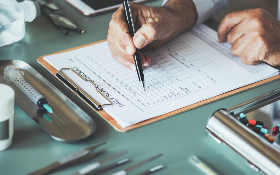 Financial Checkup Checklist