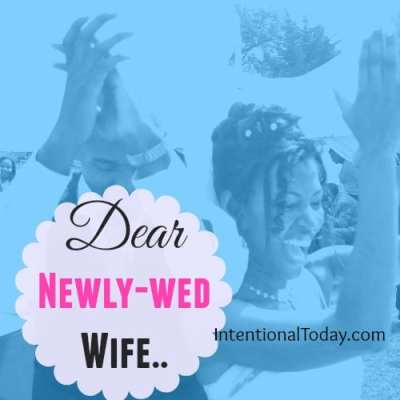 Dear Newly-wed Wife – 9 Things You Must Know About Marriage