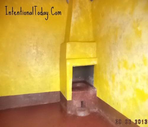 Image - Keumbu Orphan Center - Stove