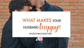what makes my husband happy