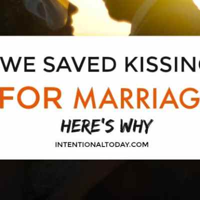 5 Reasons We Did Not Kiss Until Our Wedding