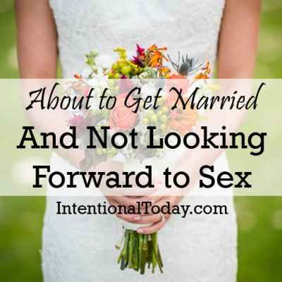 I Hate Sex, Will I Still Have a Happy Marriage?