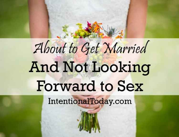 About to get married and I hate sex, will i have a happy marriage? 3 tips to get to healthier place