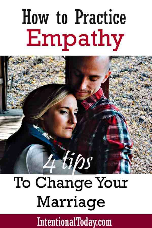 4 tips to change your marriage through empathy