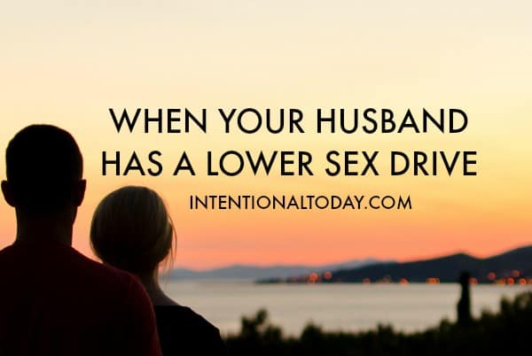 When your husband has a lower sex drive, 6 things a wife can do