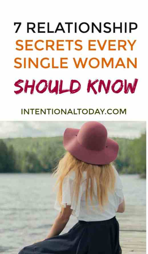 7 relationship secrets every single should know