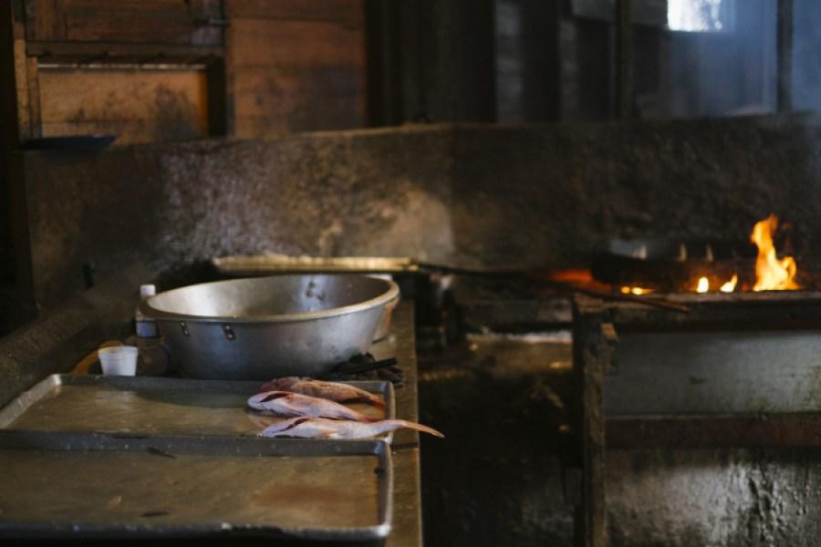 little ochi kitchen - photo credit: Ben Schaefer