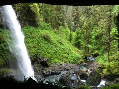 Silver Creek Falls, OR | Intentional Travelers