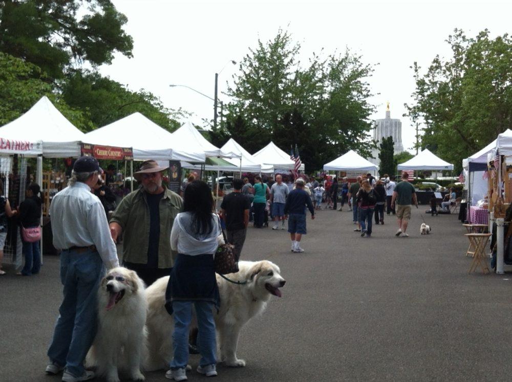 Salem Farmer's Market, OR | Intentional Travelers