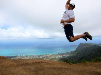 Kuli'ou'ou Trail, Oahu