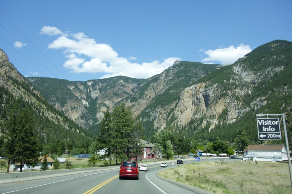 The Scenic Route: Kelowna to Banff