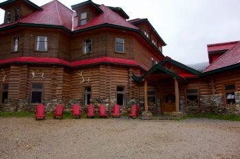 Num Ti Jah Lodge
