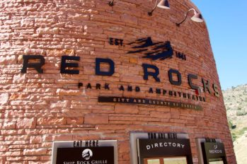 Red Rock Amphitheater, Denver | Intentional Travelers