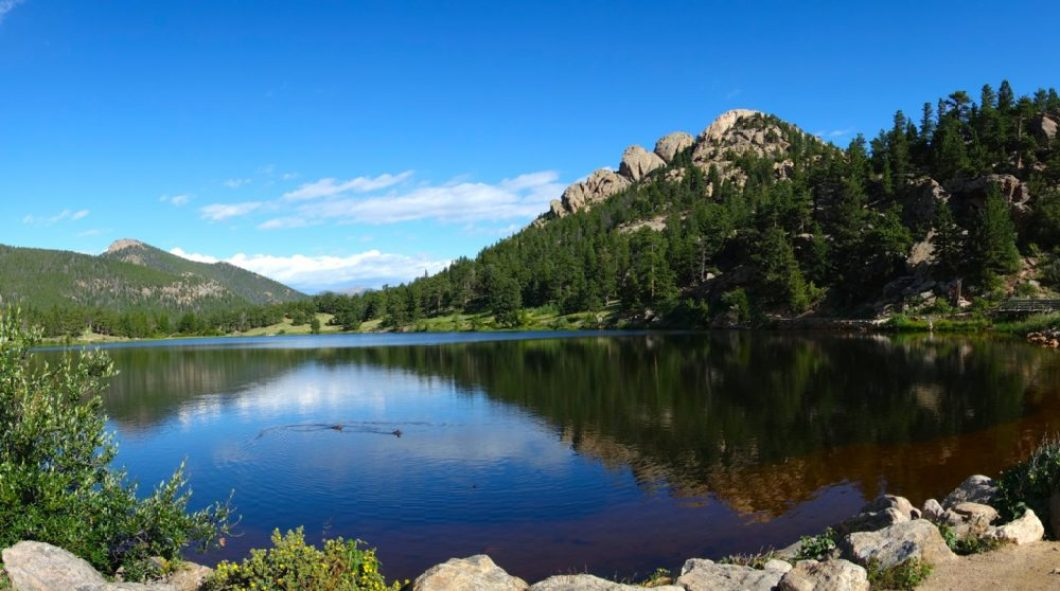 Lily Lake, Rocky Mountain National Park | Intentional Travelers