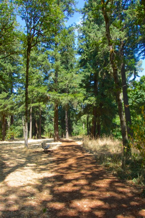 Bush Park, Routes to Walk or Run in Salem, Oregon | Intentional Travelers