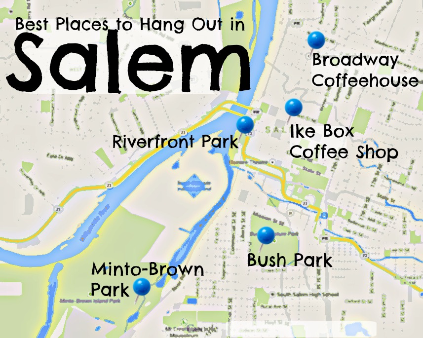 Best Places to Hang Out in Salem, Oregon | Intentional Travelers