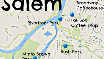 5 Favorite Places to Run (or Walk) in Salem, Oregon - Intentional ...