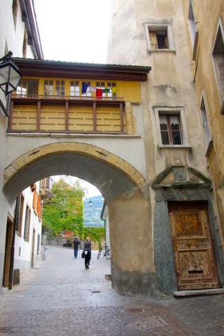 Sion, Switzerland   Intentional Travelers