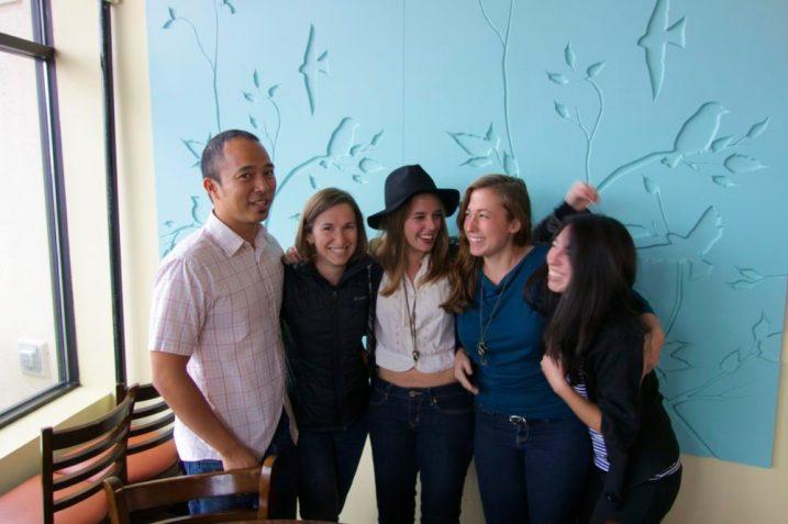 Peace Corps friends reunion, Seattle