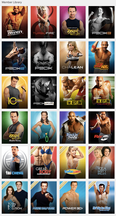 Fitness Program Reviews: Best Work Outs For Travel (including Beach Body On Demand)| Exercise video programs for limited space and equipment, including P90X, Insanity, T25, Jillian Michaels, etc. | Intentional Travelers