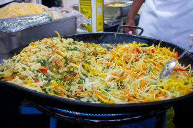 Reggae Marathon, Half-Marathon & 10k Pasta Feed in Negril, Jamaica | Intentional Travelers