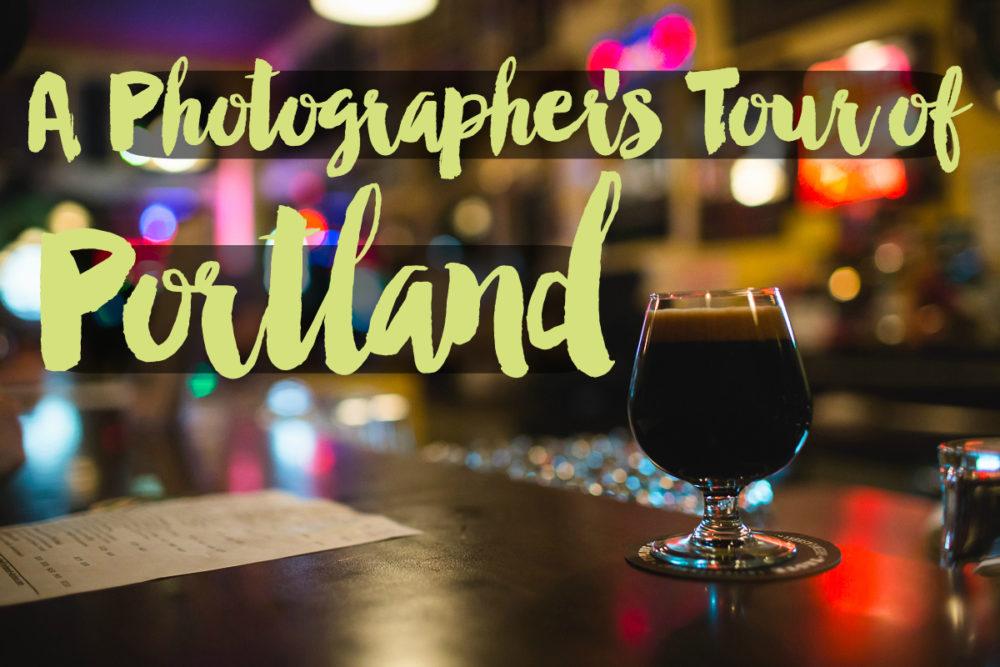 A Photographer's Tour of Portland | Kapono Photoworks via Intentional Travelers