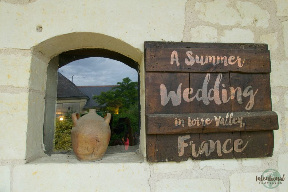 A Summer Wedding in Loire Valley, France | Intentional Travelers