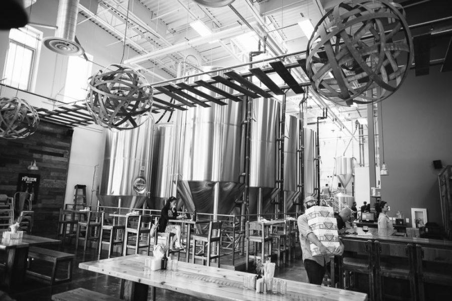 pFriem Family Brewery, Hood River A Photographer's Tour of Portland | Kapono Photoworks via Intentional Travelers