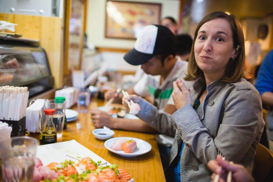 Saburo Sushi | A Photographer's Tour of Portland | Kapono Photoworks via Intentional Travelers