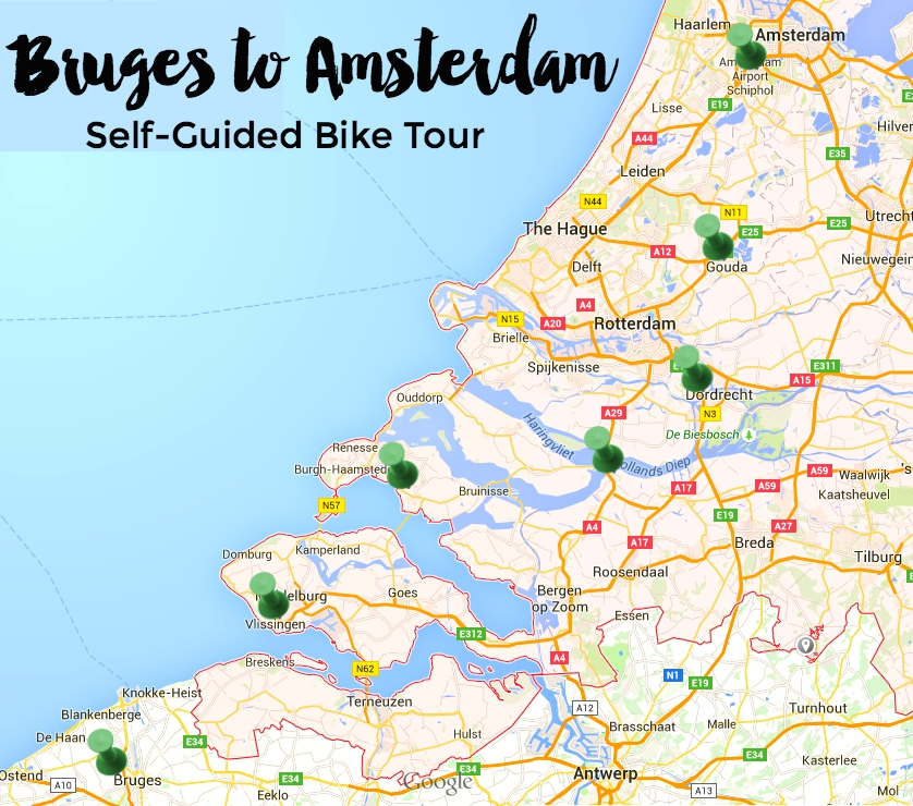 4 Reasons Why You Should Do A Self-Guided Bike Tour ...