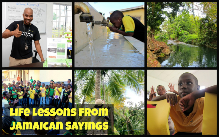 Life Lessons from 5 Jamaican Patwa Sayings