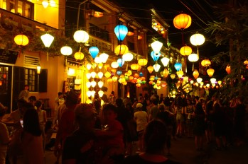 Lantern Festival - What to See, Do, and Eat in Hoi An, Vietnam on a Budget | Intentional Travelers