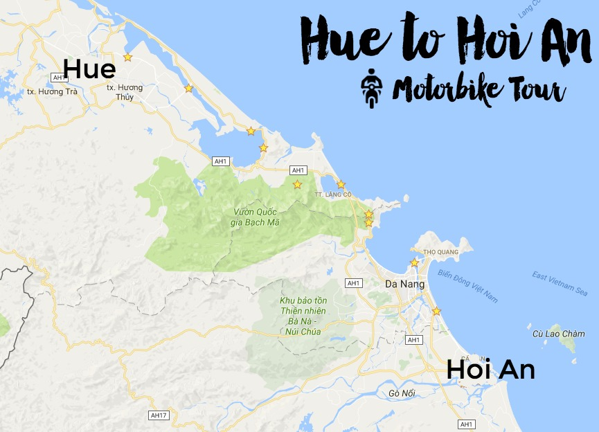 Hue to Hoi An Motorbike Tour, Central Vietnam | Intentional Travelers