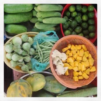 Local market in Nha Trang, Vietnam Photo Credit: Adam Greenberg