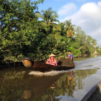Mekong Delta Photo Credit: Adam Greenberg