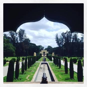 Tipu Sultan's palace Photo Credit: Adam Greenberg