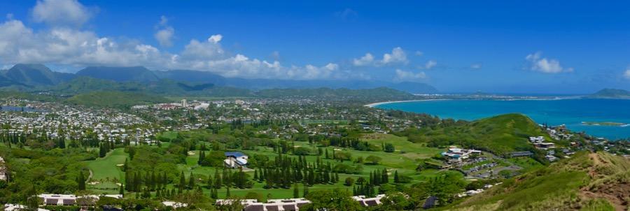 Lanikai Pillbox Hike - best hikes on Oahu, Hawaii