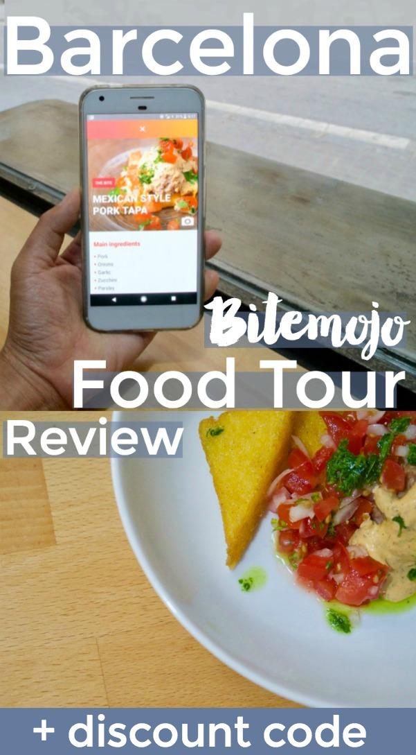 Brilliant new smartphone app for food tours in Barcelona, Spain - Bitemojo review