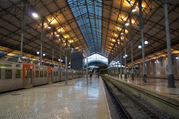 Lisbon to Sintra Rossio Station