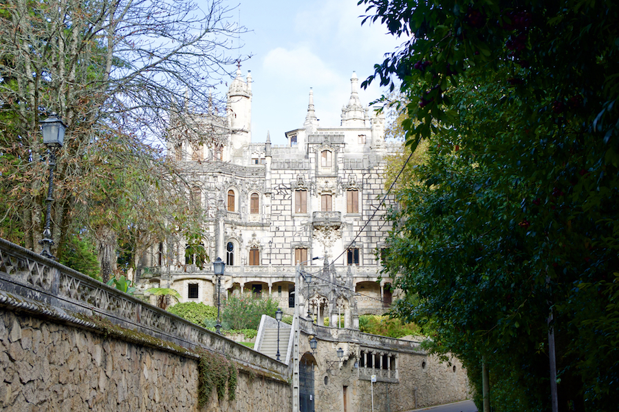 Regaleira Palace and Gardens, Sintra, Portugal - Self Guided Day Trip Hike