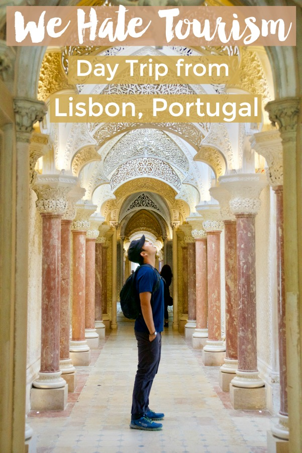 Tour review of a beautiful day trip tour to Sintra and Cascais from Lisbon, Portugal | Intentional Travelers