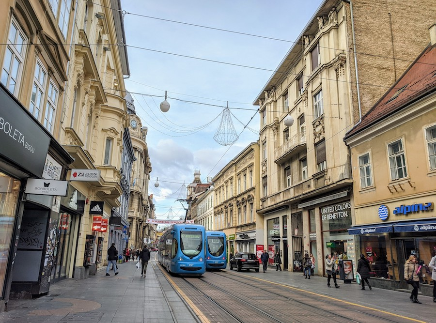 One Day In Zagreb Croatia Layover Guide Intentional Travelers
