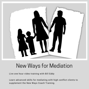 New Ways for Mediation